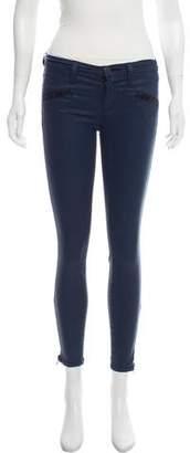 Current/Elliott Mid-Rise Soho Zip Stiletto Skinny Jeans w/ Tags