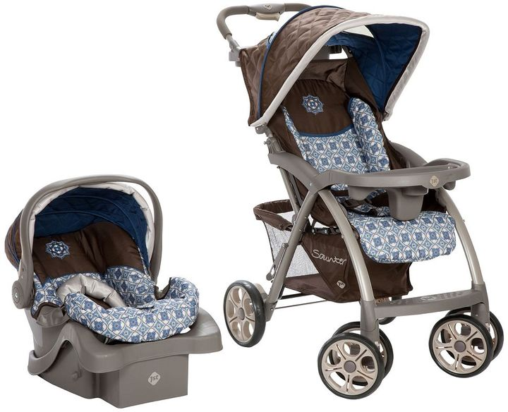 Safety 1st rendezvous deluxe travel system - barcelonia