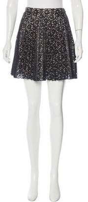 Lover Pleated Lace Skirt