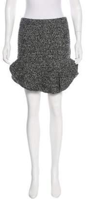 Isabel Marant Wool Mini Skirt w/ Tags
