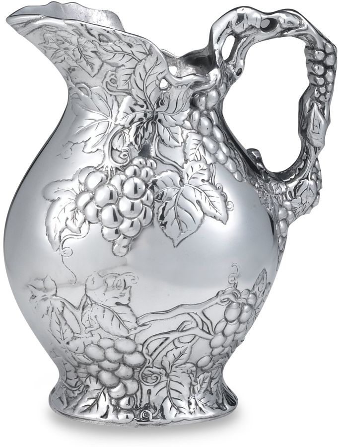 Arthur Court Arthur Court Designs Grape 2 3/4-Quart Pitcher