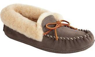Acorn Sheepskin Moxie Moc - Women's $119.95 thestylecure.com
