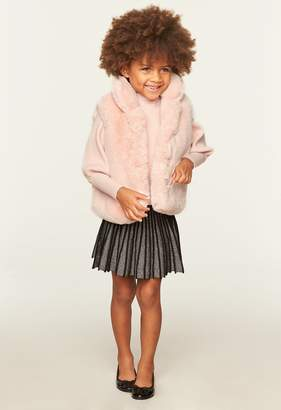 Milly Minis MillyMilly Faux Fur Vest