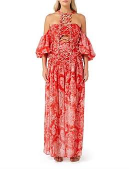 Thurley Pageant Maxi Dress