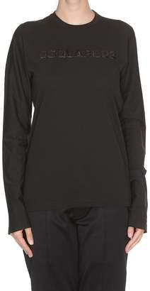 DSQUARED2 Long Sleeves Logo T-shirt