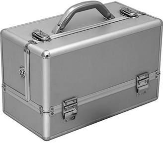 Hiker Basilica Makeup Case Professional Nail Travel Organizer Box