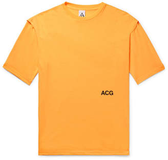 Nike Acg Variable Printed Jersey T-Shirt