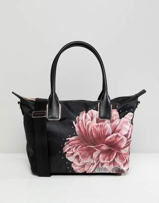 Ted Baker small tote bag in tranquility floral