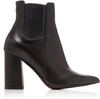 Tabitha Simmons Noa Leather Ankle Boots