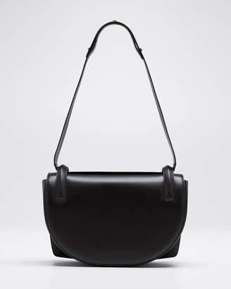 Rodo Smooth Leather Shoulder Bag
