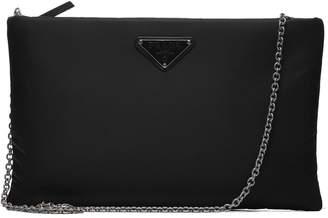 b5000a538a Prada Bag Chain Strap - ShopStyle
