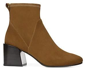 Via Spiga Women's Diana Suede Ankle Boots