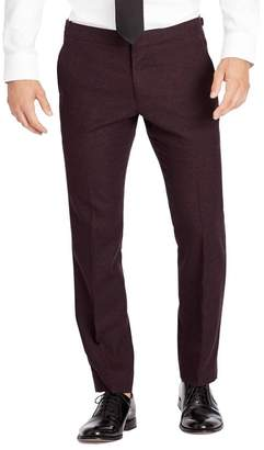 Bonobos Flat Front Wool & Cashmere Tuxedo Trousers