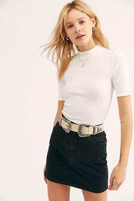 Long Night Out Double Buckle Belt