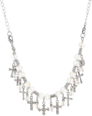 Kirks Folly Forever Faithfu Bracelet with Necklace Converter