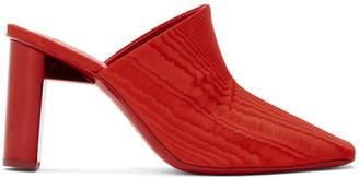 Olga 1017 Alyx 9SM Red Anklet Heels