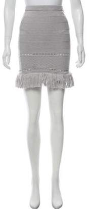 Timo Weiland Knit Mini Skirt