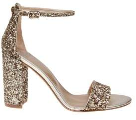 Badgley Mischka Belle Zoelle Ankle Strap Sandals