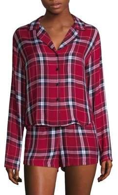 Rails Plaid Pajama Set