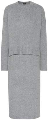 Joseph Cashmere sweater dress