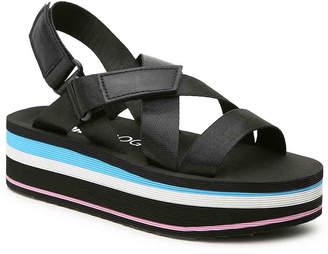94c113b15b5 Rocket Dog Black Open Toe Women s Sandals - ShopStyle
