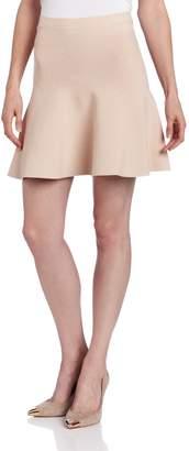 BCBGMAXAZRIA Women's Ingrid Flared Skirt