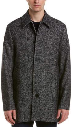 Reiss Belvour Wool-Blend Coat