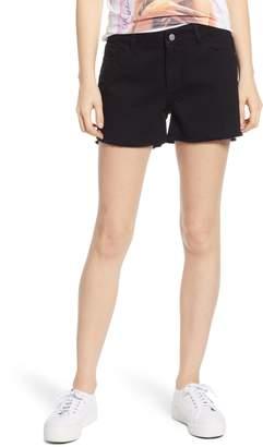 DL1961 Karlie Cutoff Denim Boyfriend Shorts