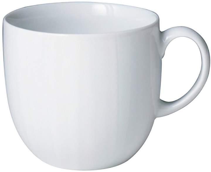 White By Small Mug