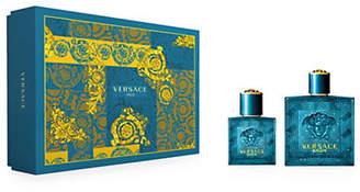 Versace Two-Piece Eros Pour Homme Eau de Toilette Set