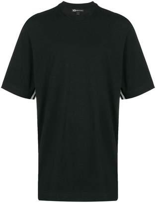 Y-3 stripe-detail T-shirt