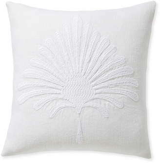 Serena & Lily Paloma Embroidered Pillow Cover