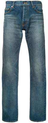 Addict Clothes Japan washed slim-fit jeans