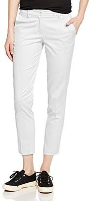 Benetton Women's Tapered Trouser,UK (Manufacture size:48)
