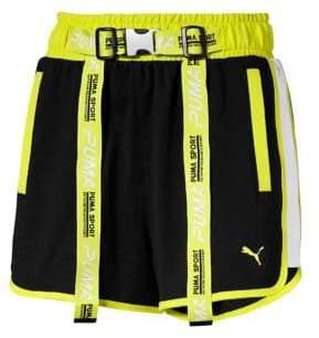 Puma Xtreme Tape High-Waist Shorts