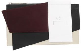 A-Cold-Wall* Mies tri colour clutch bag