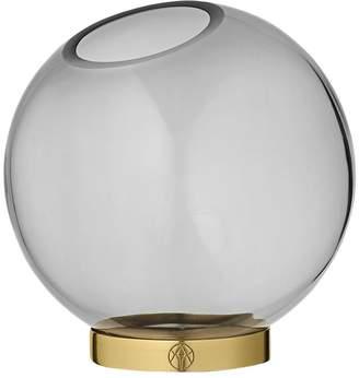 Round Gl Vases - ShopStyle on