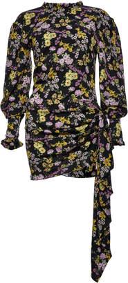 Magda Butrym Torrance Printed Dress