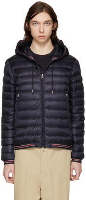 Moncler Navy Down Eliot Jacket