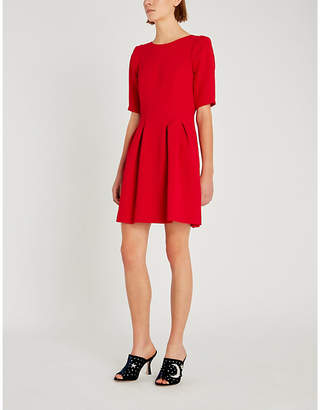 Claudie Pierlot Roller crepe dress