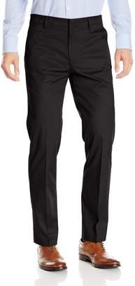 Dockers New Iron Free Khaki Slim Fit Flat Front Pant