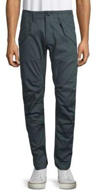 G Star Rovic Tapered Cotton Pants