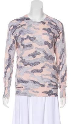 Equipment Lightweight Wool & Cashmere-Blend Sweater
