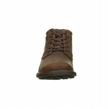 Rockport Men's Rugged Bucks Waterproof Chukka Boot