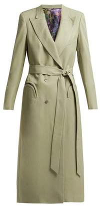 Blazé Milano Blaze Milano - X Arizona Muse Charisma Coat - Womens - Light Green
