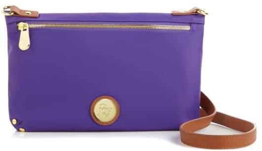 Joy Mangano JOY Lightweight Travelease RFID Chic Designer Crossbody Bag