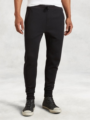 Drawcord Knit Sweatpant $178 thestylecure.com