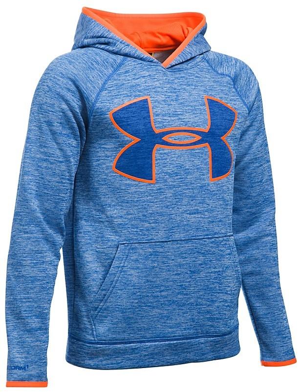 Under Armour Boys' AF Storm Twist Big Logo Hoodie - Sizes S-XL