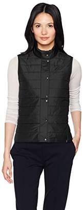 Lacoste Women's Down Padded Sleeveless Jacket