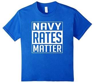 N. A V Y Rates Matter T Shirt